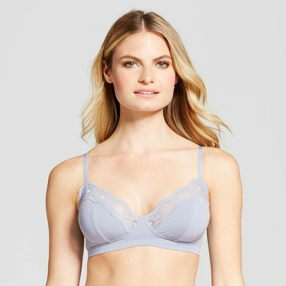 b79a321f42517 Gilligan   O Malley Other - Lace trim bralette - Gilligan ...